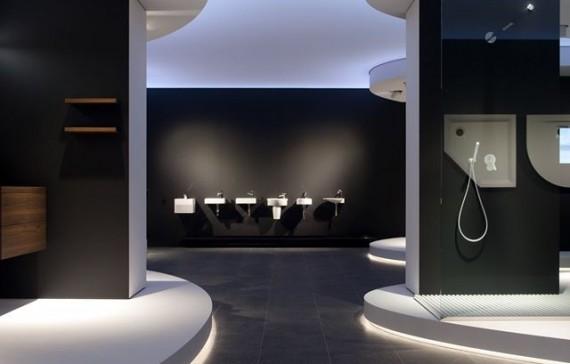 Concept showroom Ollevier Knokke