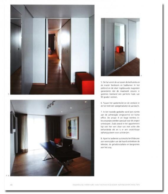 Eigentijdse interieurs